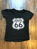 Route 66 Womens T-shirt Size S/M