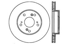 Centric Parts 121.40056 Front Disc Brake Rotor