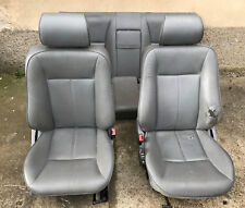 Mercedes W210 E-Klasse Limousine Lederausstattung Heizung Belüftung Sitze Leder