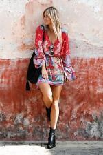 ო spell & the gypsy designs ϕ xs lotus playdress in ruby ꊛ sold out
