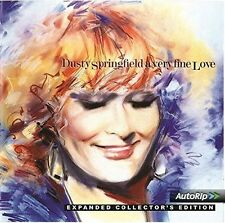 Dusty Springfield - Very Fine Love: Expanded Collector's Edition [New CD] UK - I