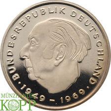 AA1168) BRD 2 Mark 1982 Theodor Heuss  (D - J nach Wahl )