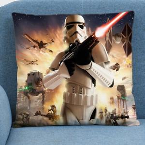 Star Wars Kissenbezug Imperium 45cm x 45cm Star Wars Kissen Krieg der Sterne