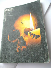 VOICES THE THIRD BOOK SC 1970 poetry anthology edited by Geoffrey Summerfield