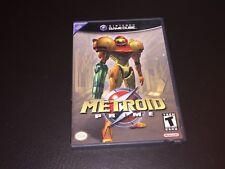 Metroid Prime Nintendo Gamecube Wii Complete CIB