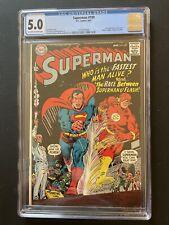 Superman # 199 CGC 5.0