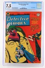 Detective Comics #139 DC 1948 - CGC 7.5 VF- Batman - Doctor Z App!!!