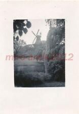 Foto, Wehrmacht, Groningen, Blick auf die Mühle im Park, 1941; 5026-254