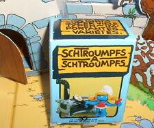 40238 schtroumpfette cuisiniere schtroumpf pitufo smurf puffo puffi boite raris.