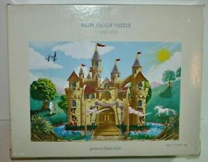 Pottery Barn Kids Fairy 48 Large Pieces Floor Puzzle