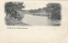 Early View, Suspension Bridge At The Islands, INVERNESS, Inverness-shire