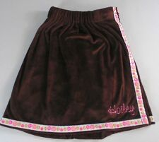 """Hailey Name Swim Cover Up Skirt Personalized Youth Girls 21"""" Waist Stretch Soft"""