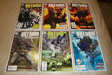 Batman Journey Into Knight #3-8 (2005) DC Comic Lot Of 6 NM- Condition