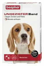 Collare antiparassitario per cani Beaphar 65 cm