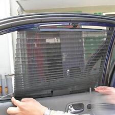 Car Sun Shade Side Window Mesh Curtain Sunshade Retractable UV Protect Roller