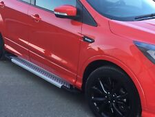 FORD KUGA on 2013 RUNNING BOARD STEP BAR SIDE STEPS BOARD STYLISH DESIGN NEW