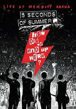 5 SECONDS OF SUMMER - HOW DID WE GET HERE? DVD (November 20th, 2015)