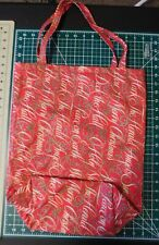 "Christmas Market/Tote Bag 18"" by 14"""