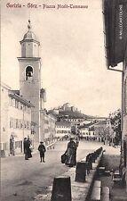 # GORIZIA - GORZ: PIAZZA NICOLO TOMMASEO (1907 EDIZ. STENGEL)