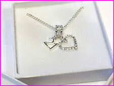 Personalised 13th 16th 18th 21st Birthday Necklace Milestone Heart Charm GiftBox