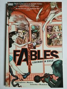 Fables TPB (2002-2015) Volume 1 - Soft cover trade paperback