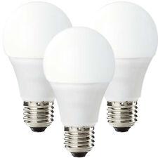 3x WiFi Colour Change LED Light Bulb –9W E27 Warm Cool White–SMART Dimmable Lamp