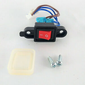 Samsung Powerbot R7040 Cyclone Power On Off Switch Button Replacement Part