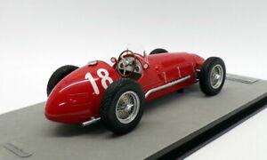 Ferrari f1 275 N.4 Belgium Gp 1950 Ascari 1:18 Formel 1 Spur Tecnomodel