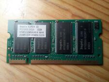 Hynix Arbeitsspeicher RAM 256 MB, DDR, 266 MHz, CL2.5