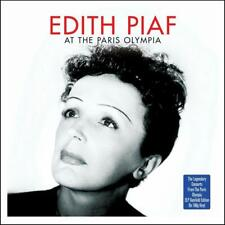 Edith Piaf The Paris Olympia 180G 2LP Gatefold Vinyl Record Digitally Remastered