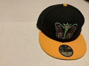 Men's New Era Eugene Emeralds Copa De La Diversion 59FIFTY Fitted Hat Size 7