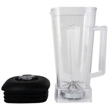 Hot 2l Replacement Cup Commercial Blender Jar BPA Vitamix Compatible Square