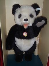 """STEIFF  Panda 1951, #408335, 20"""" NEW, Mint NRFShipper"""