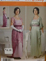 Downton Abbey Edwardian Titanic Regency Jane Austen  style sewing Pattern