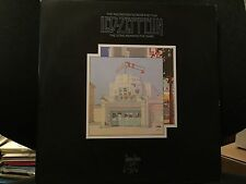 LED ZEPPELIN SOUNDTRACK THE SONG REMAINS THE SAME 2LP 1976 SS2-201 GATEFOLD