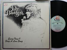 Country Lp John Davidson Every Time I Sing A Love Song On 20Th Century