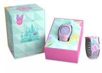 Minnie Mouse Main Attraction Magic Band 2 April It's A Small World New in Hand