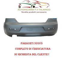 PARAURTI POST POSTERIORE ALFA ROMEO 159 05> (2005) COMPLETO DI VERNICIATURA