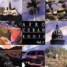 Various Artists : Afro Cuban Roots, Vol. 1: 50 Years Of Cu CD