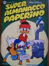 WALT DISNEY SUPER ALMANACCO PAPERINO 2° SERIE N° 19