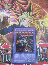 Carte Yu-Gi-Oh! Dragon à Cinq Têtes SD09-ENSS1 Ultra Rare Anglais /five-headed 5