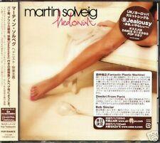 Martin Solveig - Hedonist - Japan CD+5BONUS+1VIDEO NEW