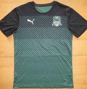 FC Krasnodar Russia Puma Football Shirt Jersey