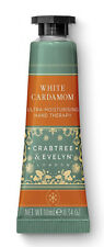 Crabtree & Evelyn WHITE CARDAMOM Ultra-Moisturising Hand Therapy Cream 25g