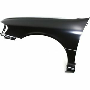 New Fender (Front, Driver Side) for Nissan 200SX NI1240156 1995 to 1999