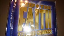 Keep the Faith Second Chances Alone Hold Me Religious CD