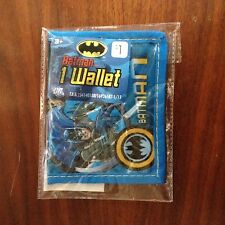 DC Batman Wallet AS IS MIP