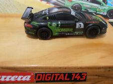 Carrera Digital 143 Porsche 911GT3 RSR Tuning Race-Motor,Tyres, Gear, Magnet 7