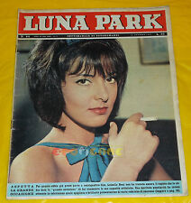 LUNA PARK 1963 n. 44 Luisella Boni, Giorgio Gaber