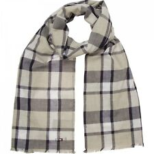 TOMMY HILFIGER Scialle Jameson CHK Scarf Blue Mix
